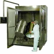 @liias bin washer for dairy industrie